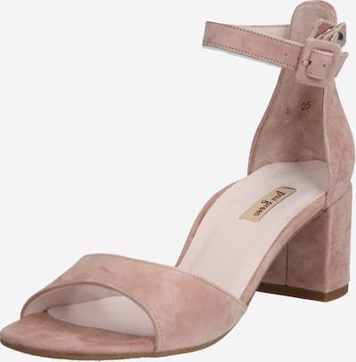 Sandale cu baretă Paul Green pe roze, Vizualizare produs