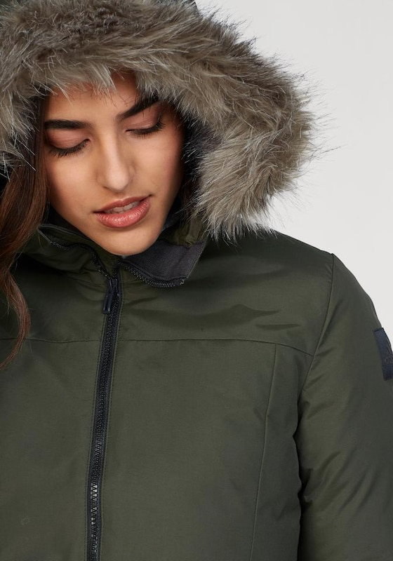 ADIDAS PERFORMANCE Parka 'Xploric' in oliv | ABOUT YOU