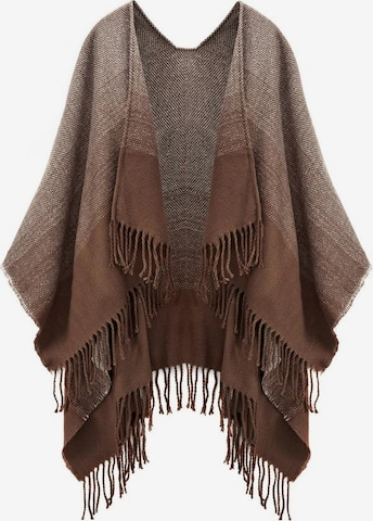 LASCANA Oversized Scarf in Brown