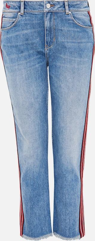 HALLHUBER Straight-Cut-Jeans aus Candiani Denim