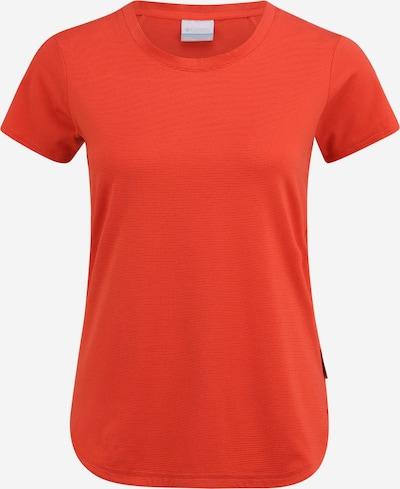 COLUMBIA T-shirt fonctionnel 'Firwood Camp™ II' en rouge, Vue avec produit