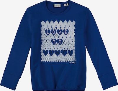 EAT ANTS BY SANETTA Sweatshirt in blau / weiß, Produktansicht
