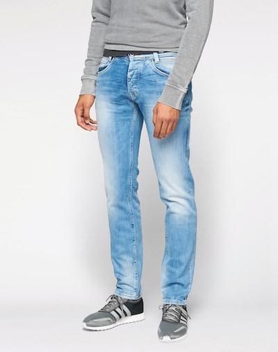 Pepe Jeans Jeans 'Spike' in hellblau, Modelansicht