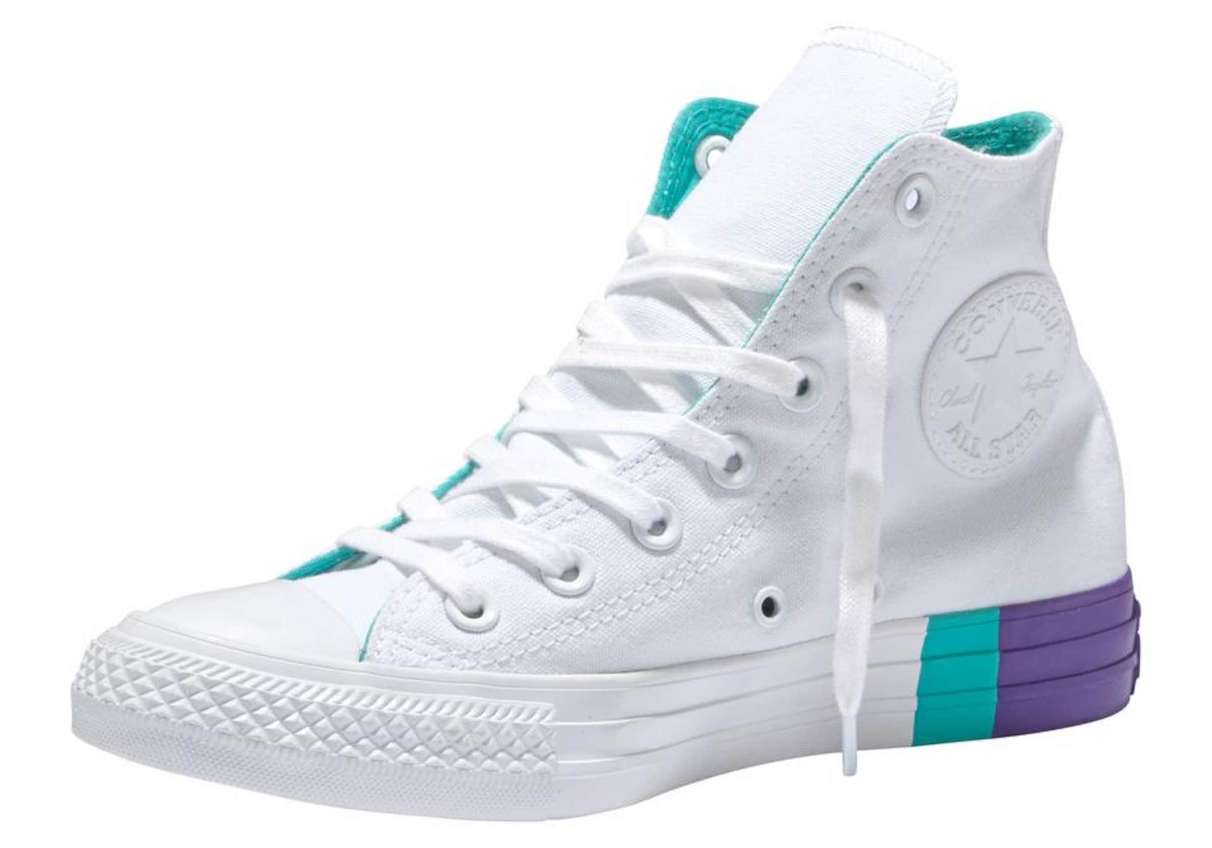 Baskets Converse « All Star Chuck Taylor Salut » Lilas Foncé / Blanc gDVHVvQ7