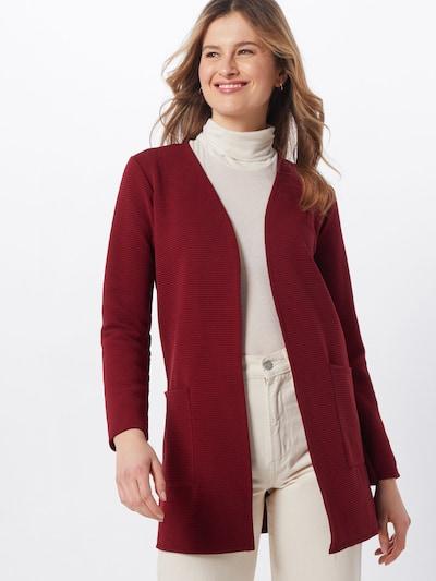Hailys Blazer 'Sally' | rdeča barva, Prikaz modela