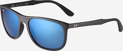 Ray-Ban Sonnenbrille in blau / schwarz, Produktansicht