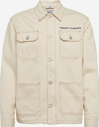 Tommy Jeans Cargojacke in cappuccino, Produktansicht