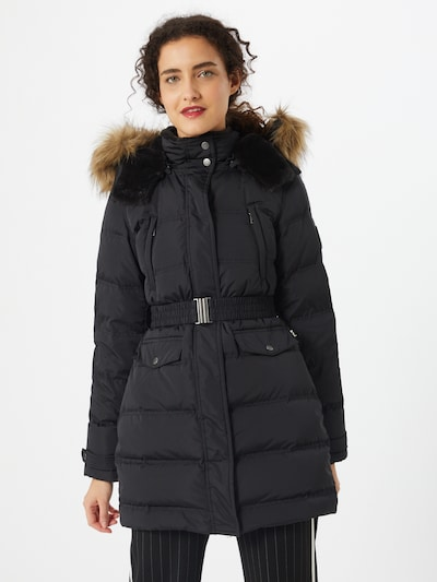 Pepe Jeans Winter coat 'Moli' in black, View model