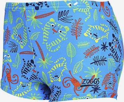 Zoggs Badehose in hellblau / mischfarben, Produktansicht