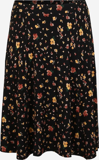 ABOUT YOU Curvy Rock 'Josefina Skirt' in schwarz, Produktansicht