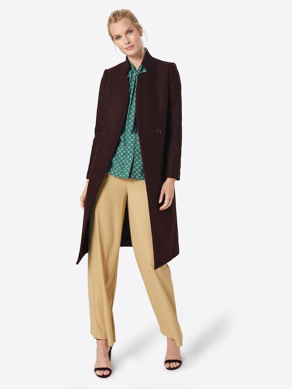 Coat' Ivyamp; Oak Manteau saison 'blazer En Aubergine Mi QrtCxBohds
