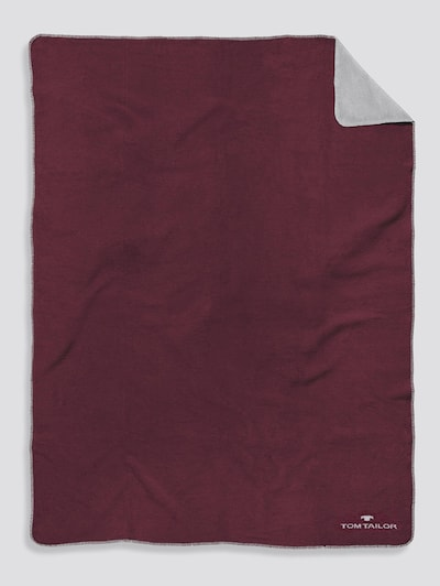 TOM TAILOR Bed Wende-Decke in rot, Produktansicht