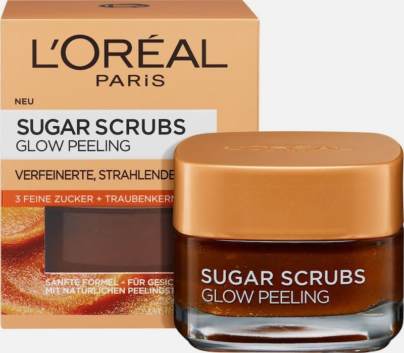 L'Oréal Paris SUGARSCRUB POLISH