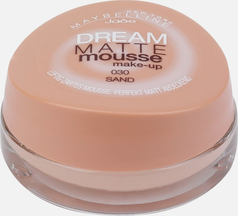 MAYBELLINE New York 'Dream Matte Mousse Make-up', Foundation