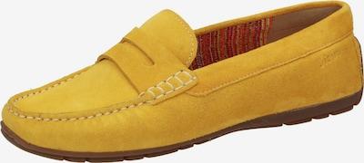 SIOUX Mocassins in de kleur Geel, Productweergave