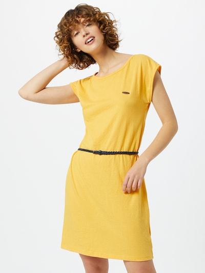 Alife and Kickin Letní šaty 'Elli' - žlutá / černá, Model/ka