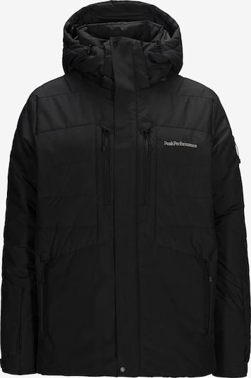 PEAK PERFORMANCE Skijacke 'Shiga' in schwarz, Produktansicht