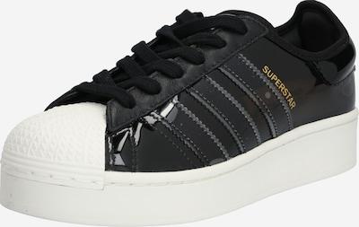 Sneaker low 'SUPERSTAR BOLD W' ADIDAS ORIGINALS pe gri / negru / offwhite, Vizualizare produs