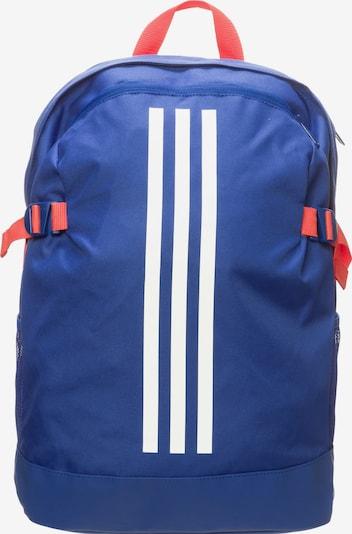 ADIDAS PERFORMANCE Sportrugzak in de kleur Blauw / Lichtrood / Wit, Productweergave