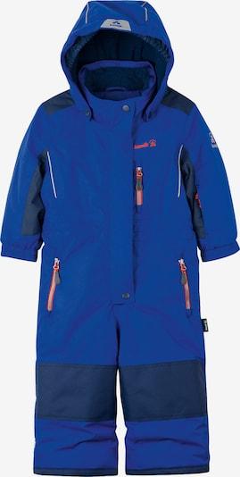 Kamik Schneeanzug 'Lazer' in blau / dunkelblau, Produktansicht