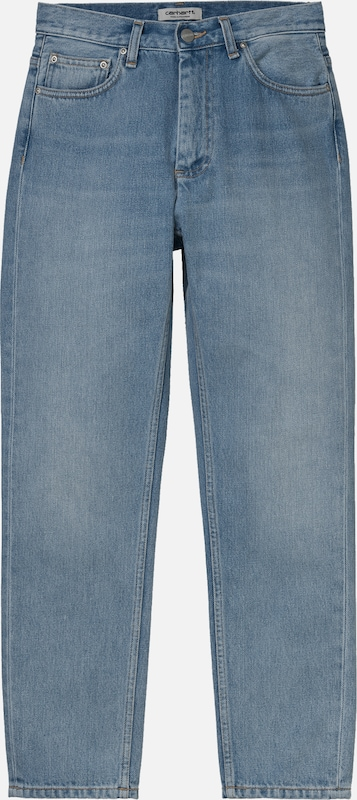 Carhartt WIP Jeans Page Carrot Ankle in blau, Produktansicht