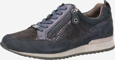 CAPRICE Sneaker 'Ginga' in taubenblau, Produktansicht