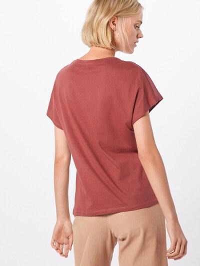 ONLY Koszulka 'CARIN' w kolorze czerwonym: Widok od tyłu