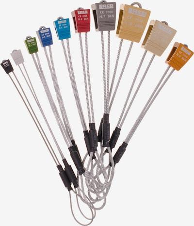 LACD Klemmgerät '10 PCS Set Chocks' in mischfarben, Produktansicht
