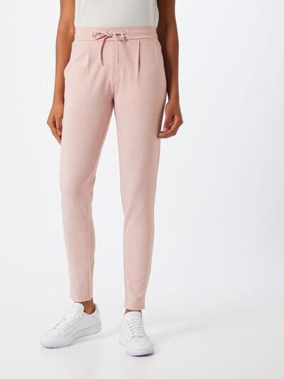 ICHI Pantalon en rose, Vue avec modèle