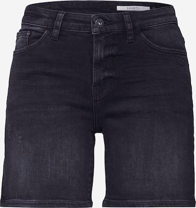 EDC BY ESPRIT Kavbojke | črn denim barva, Prikaz izdelka