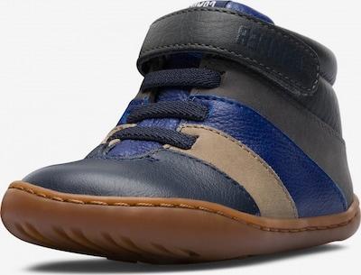 CAMPER Stiefel 'Twins' in beige / blau / grau, Produktansicht