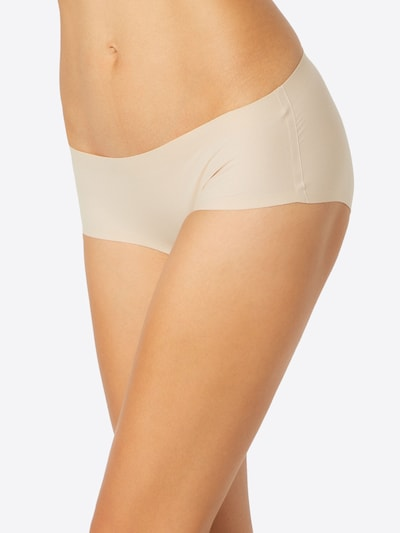 SCHIESSER Panty 'Invisible Cotton' in nude: Frontalansicht