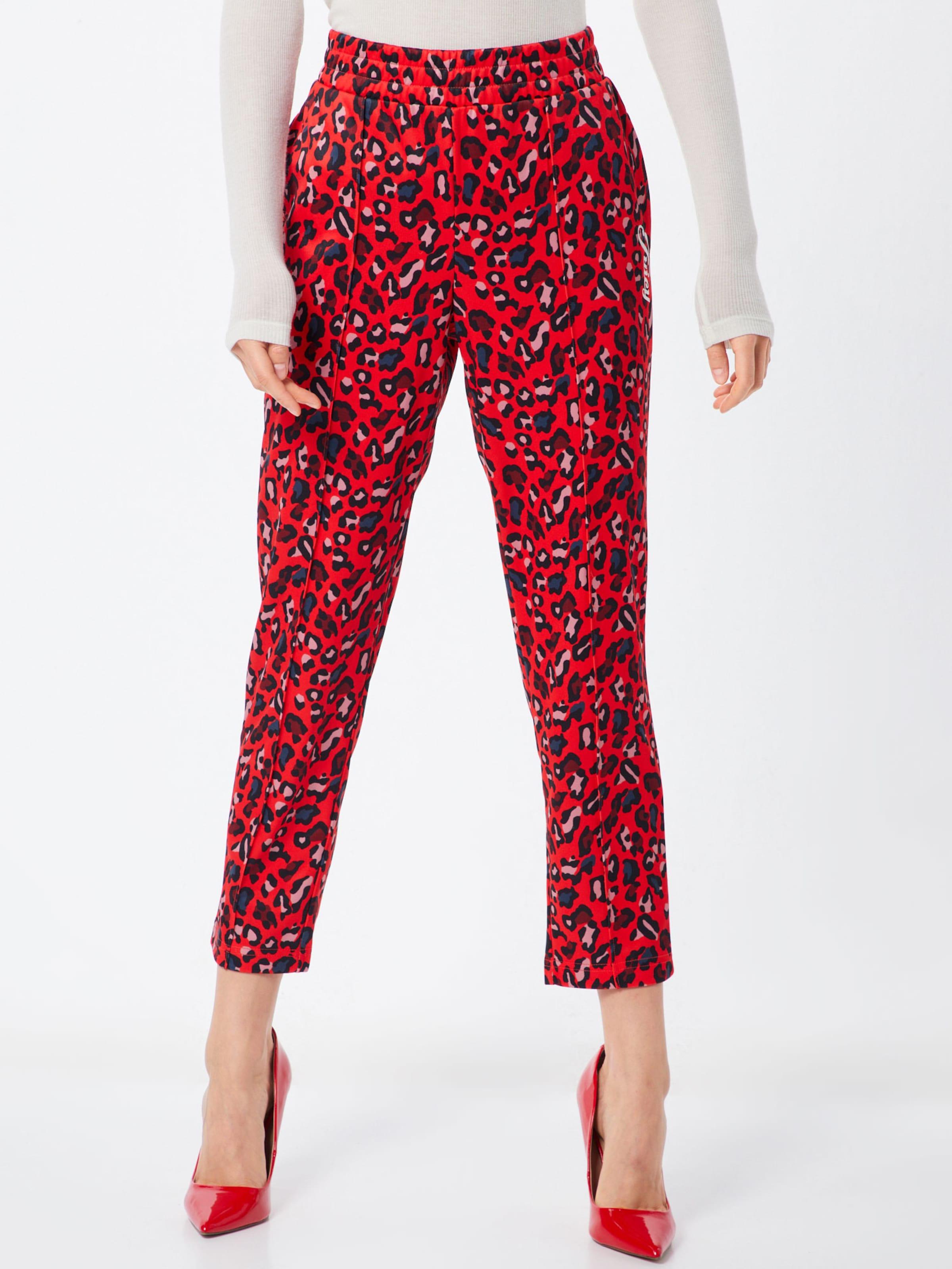 Juicy Tricot RougeNoir Pantalon Couture Printed Pant' En Track Black Label À Pince 'poly bgY6f7yv