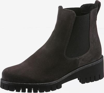 TAMARIS Chelsea Boots in anthrazit: Frontalansicht