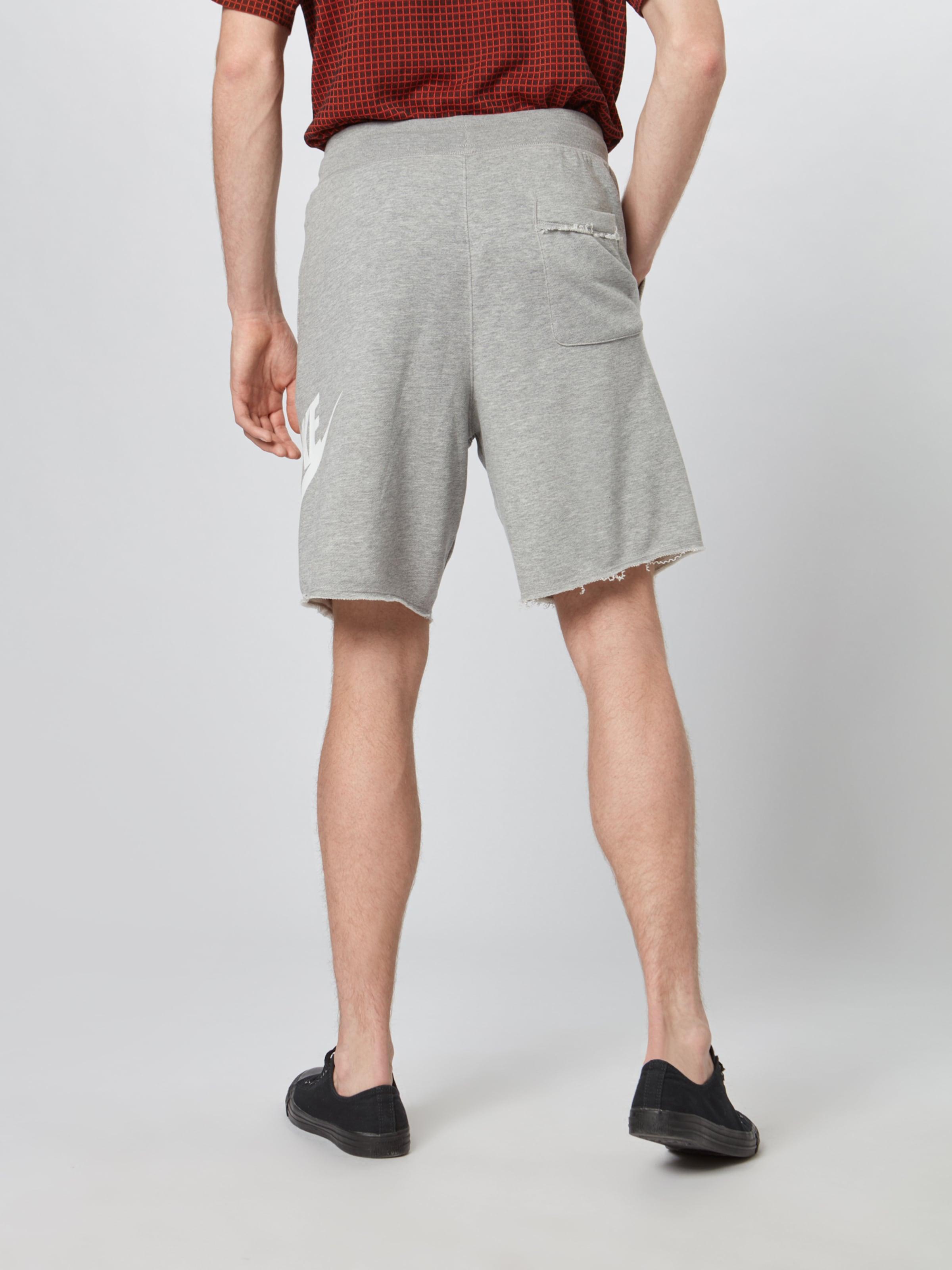 Shorts In Nike GraumeliertWeiß Sportswear Nike Sportswear In Shorts iulkwOXTPZ
