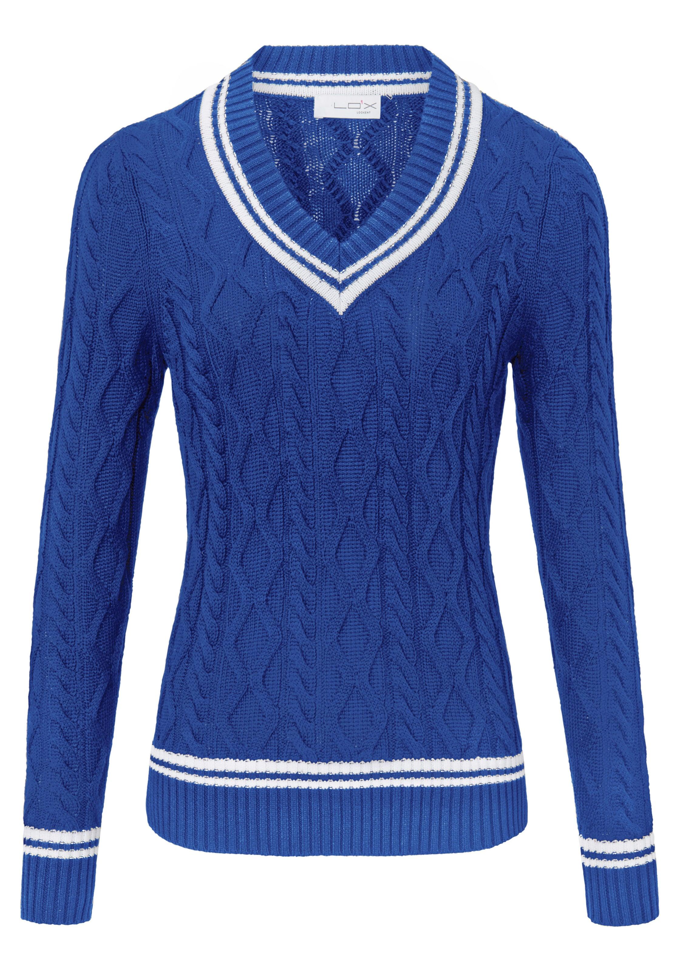 BlauWeiß In Looxent In In BlauWeiß Pullover BlauWeiß Pullover Pullover Looxent Looxent IfYmbgv67y