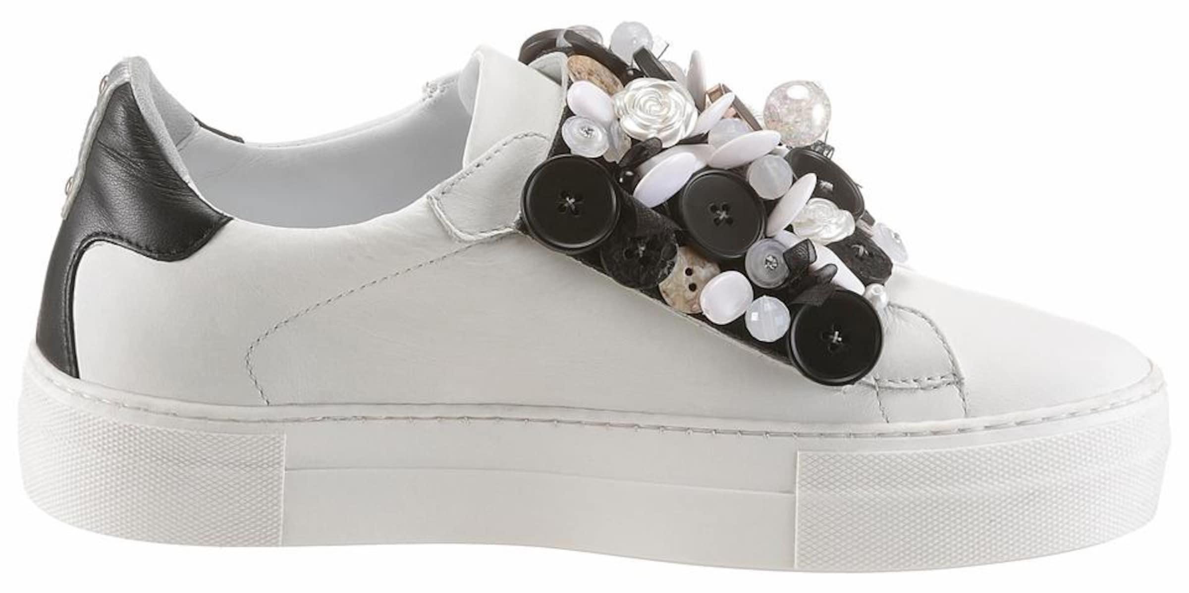 Rabatte Donna Carolina Slip-On Sneaker Günstige Spielraum ut6YK9Tr