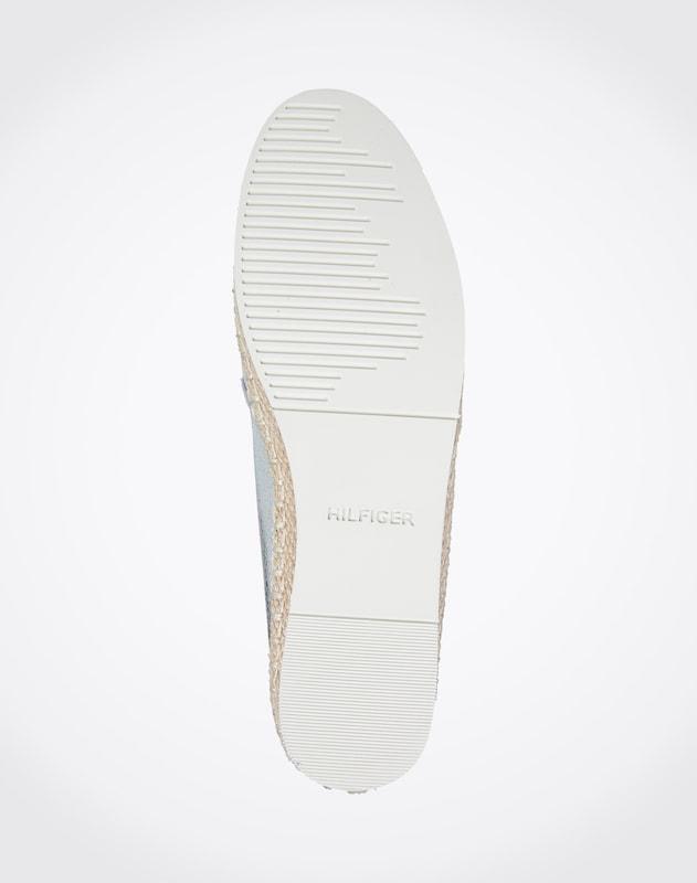 Tommy Jeans Loafer in Metallic-Optik