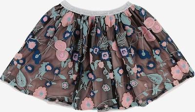 Billieblush Tüllrock in navy / grau / pastellgrün / rosa / schwarz, Produktansicht