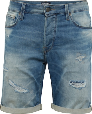 JACK & JONES Jeans Shorts 'JJIRICK JJICON SHORTS GE 796 STS'