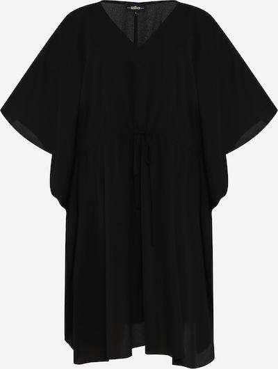 Usha Sommerkleid in schwarz, Produktansicht
