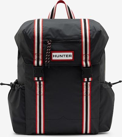 HUNTER Batoh - červená / čierna / biela, Produkt