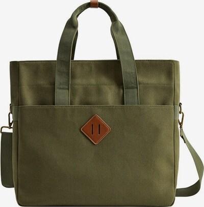 MANGO MAN Tasche in khaki, Produktansicht