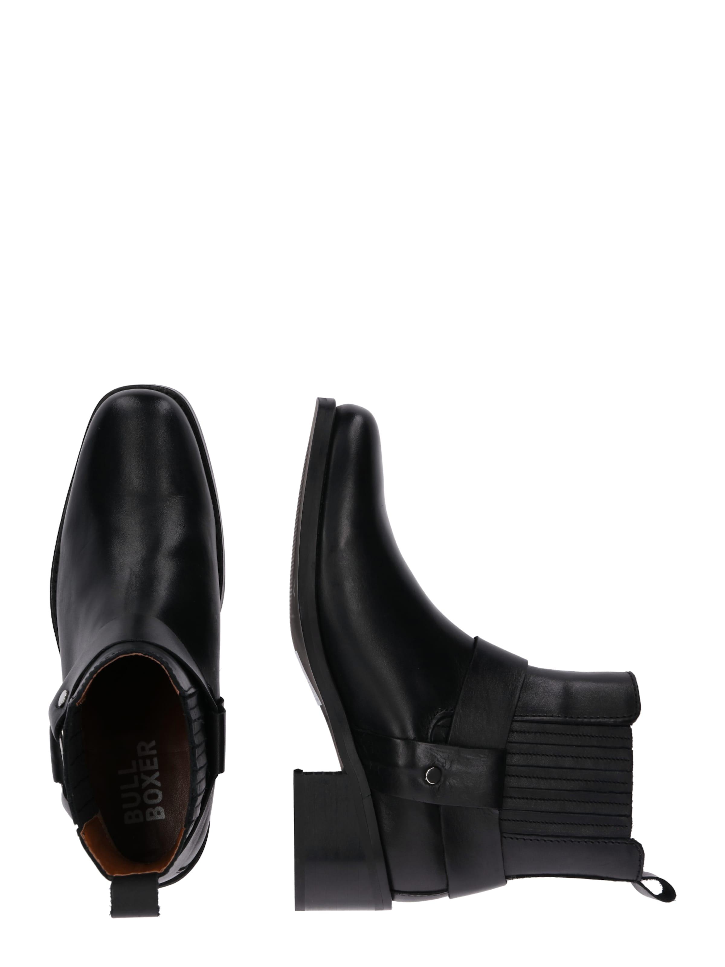 Bullboxer Boots En En Boots En Bullboxer Noir Boots Noir Boots Noir Bullboxer Bullboxer BWQdoxerC