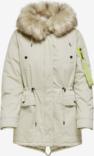 ONLY Funktions Parka in beige, Produktansicht