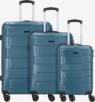 Nowi Kofferset 'Grand Canaria' in himmelblau, Produktansicht