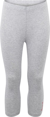 BENCH Leggings mit Logo-Stickerei