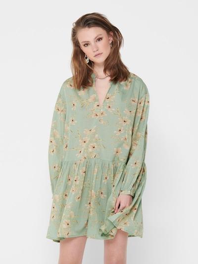 ONLY Kleid 'ONLCLARA' in hellgrün, Modelansicht