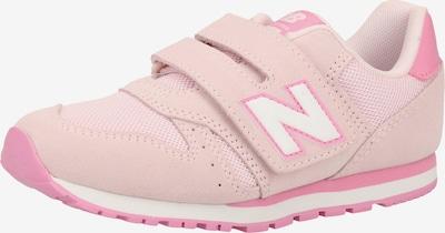 new balance Sneaker in pink / hellpink / weiß: Frontalansicht