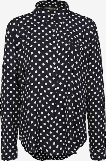 BLAUMAX Bluse MIRENA DOTS in schwarz, Produktansicht